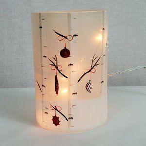 Stony Creek Table Jar light Christmas Decoration